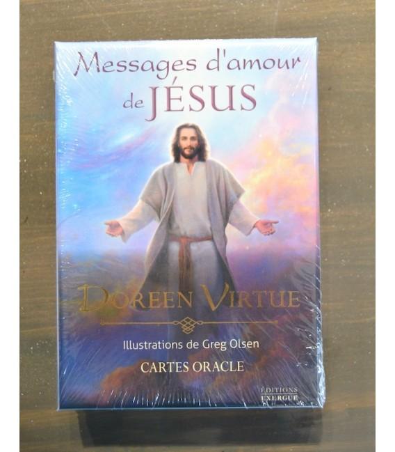 Messages d'Amour de Jesus