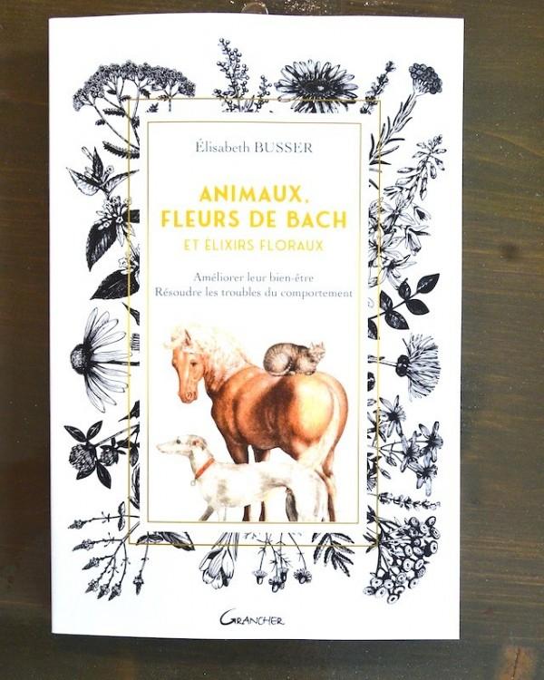 Animaux, Fleurs de Bach et Elixirs Floraux