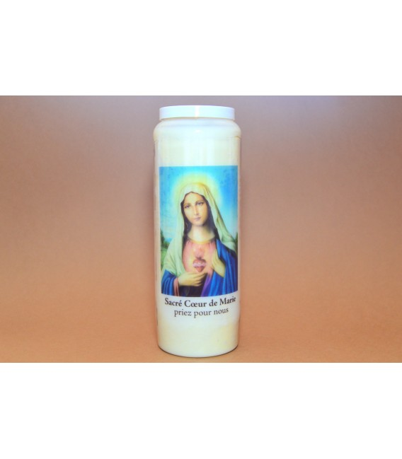 neuvaine sacré coeur de Marie